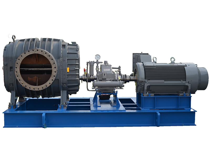 Industrial Blower Systems : Howden roots blowers r m equipment company
